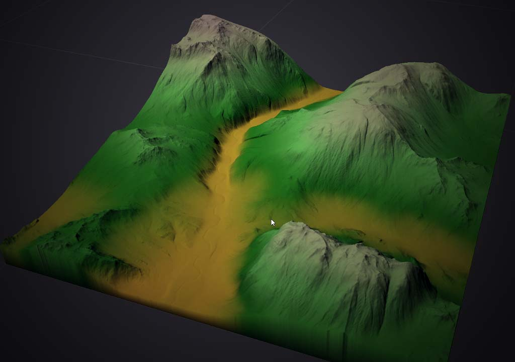 World Machine : The Premier 3D Terrain Generator