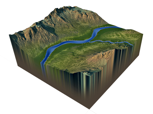 Download World Machine Basic - Free Terrain Creation